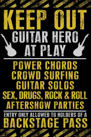 Keep Out - Guitar Hero