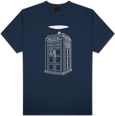 Doctor Who - Linear Tardis