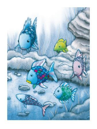 The Rainbow Fish I
