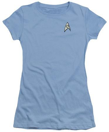 Juniors: Star Trek - Science Uniform