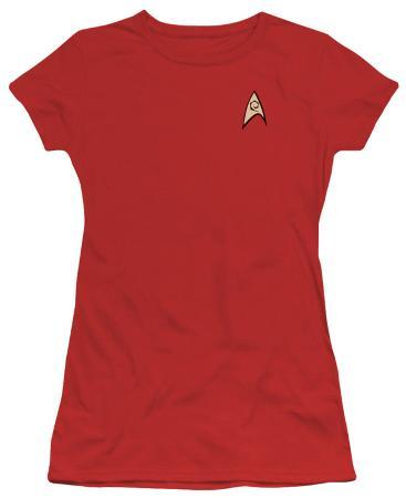 Juniors: Star Trek - Engineering Uniform