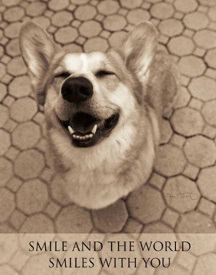 Smile And The World Smiles With You Posters Jim Dratfield Allposters Com