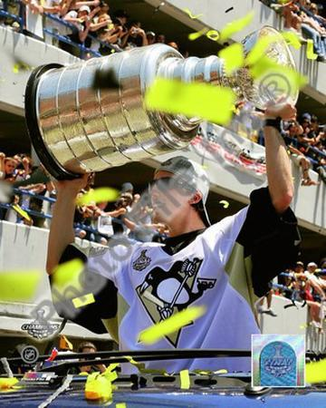 Marc-Andre Fleury 2009 Stanley Cup Champions Victory Parade