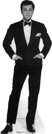 Tony Curtis Lifesize Standup