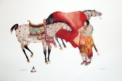 His Horses