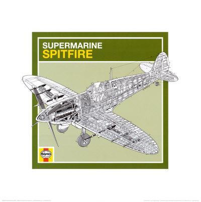 Haynes: Supermarine Spitfire