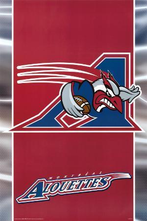 CFL - Montreal Alquettes