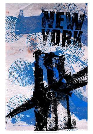 NYC (Blue)