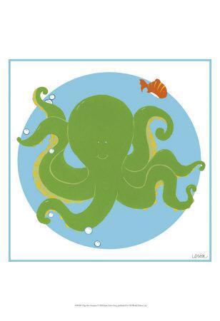 Olga the Octopus