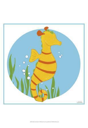 Sally the Seahorse