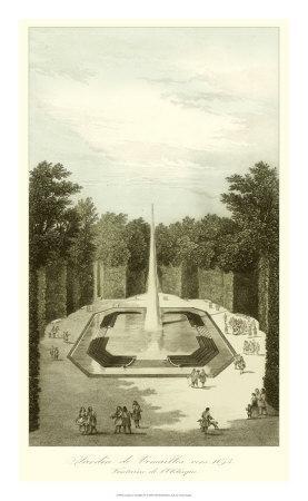 Garden at Versailles IV