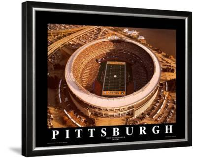 Three Rivers Stadium - Pittsburgh, Pennsylvania