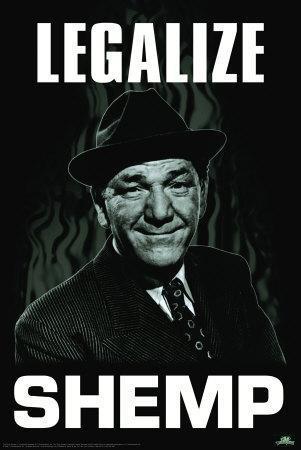 Three Stooges - Legalize Shemp