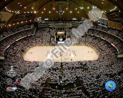 Mellon Arena Game Three of the 2008-09 NHL Stanley Cup Finals