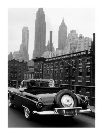 Marilyn in New York City