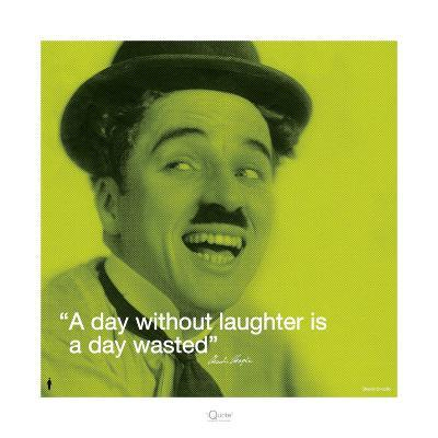 Charlie Chaplin: Laughter