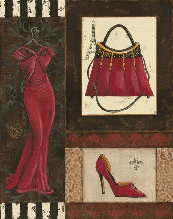 Fashion Collage I