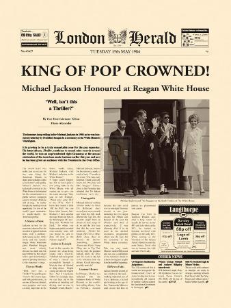 King of Pop Crowned