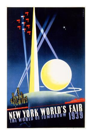 New York World's Fair, World of Tomorrow