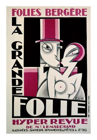 Folies-Bergere, La Grande Folie