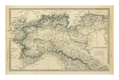 Ancient Italy I, c.1832