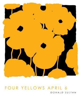 Four Yellows, April 6 2005