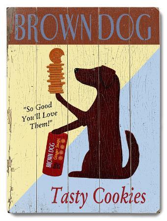 Brown Dog Tasty Cookies