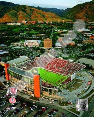 Rice-Eccles Stadium University of Utah Utes 2008
