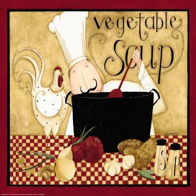 Kitchen Favorites: Vegetable Soup