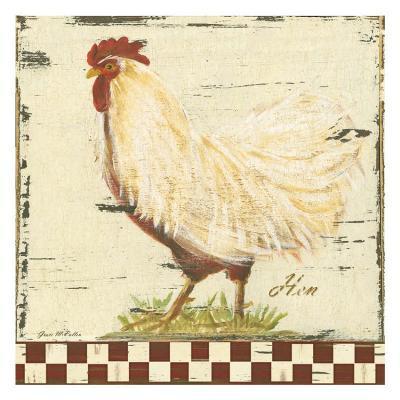 Checkered Hen