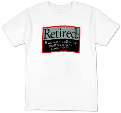 Retired - Consulting Fee