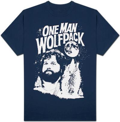 The Hangover - One Man Wolf Pack