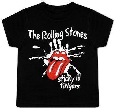 Toddler: The Rolling Stones - Sticky Little Fingers