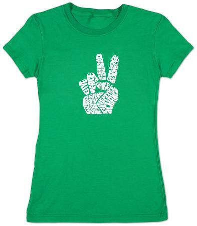 Women's: Give Peace A Chance