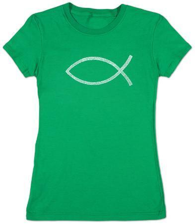 Women's: Jesus Fish
