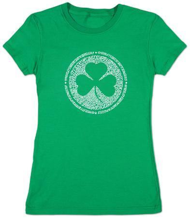 Women's: Irish Clover