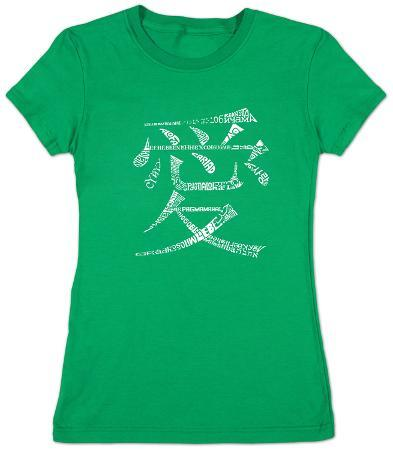 Women's: Chinese Symbol For Love