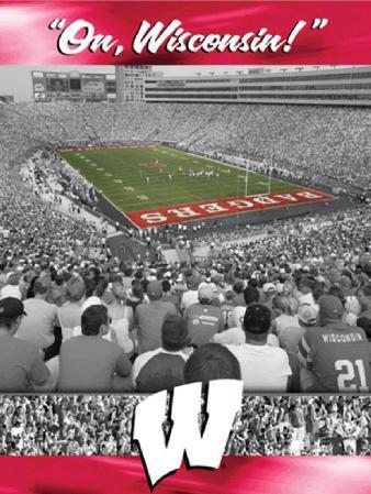 University of Wisconsin- Stadium Shot