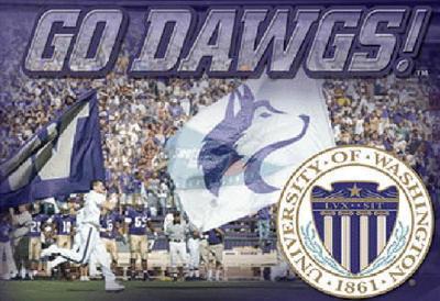 University of Washington-Husky Stadium