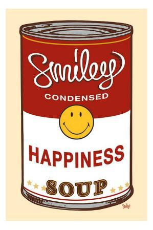 Smiley - Happiness Soup