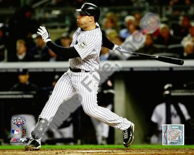 Mark Teixeira Game 2 of the 2009 World Series