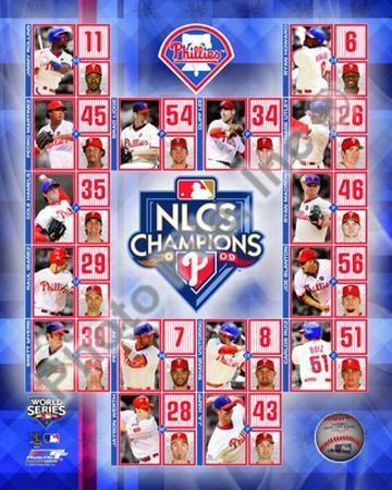 2009 Philadelphia Phillies National League Champions