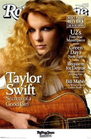 Rolling Stone - Taylor Swift