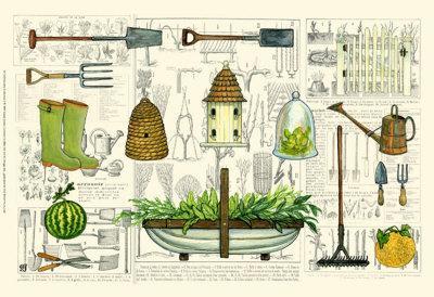Garden Collection I