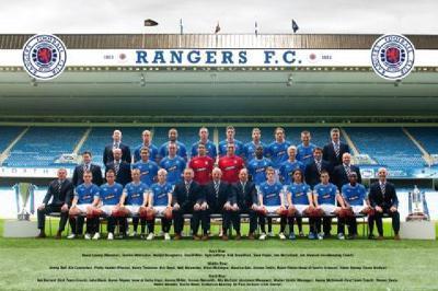 Rangers 2009-2010