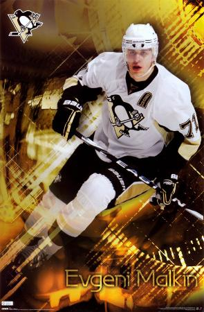 Pittsburgh Penguins - Evgeni Malkin