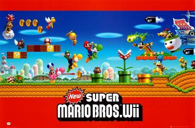 Super Mario Bros - Wii