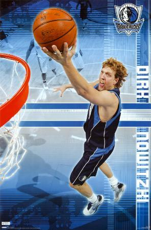 Dallas Mavericks - Dirk Nowitzki