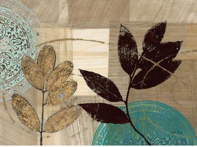 Leaf Kaleidoscope I
