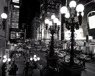 42nd Street at Night